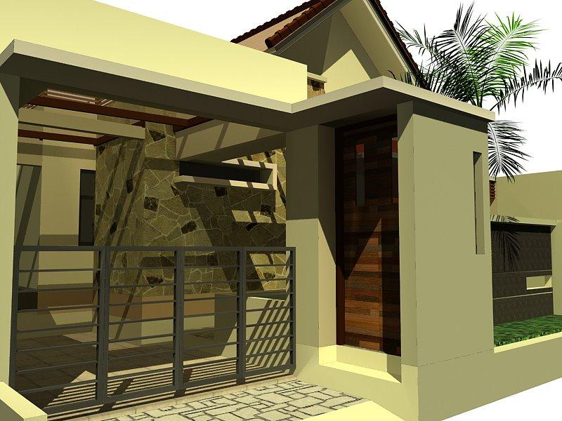 Desain Atap Rumah Hemat Biaya Desain Rumah Mesra
